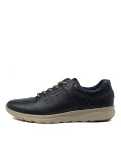 MOLISE NAVY LEATHER