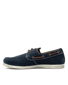 RAFT NAVY NUBUCK
