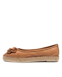 BRAVI DF CUERO (TAN) LEATHER