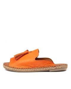 CRYPTIC DF NARANJA (ORANGE) LEATHER