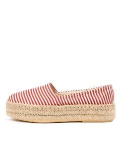 GAYLAN DF ROJO (RED) STRIPE MULTI