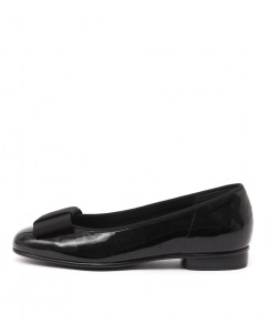 WILLOW SCHWARZ PATENT LEATHER