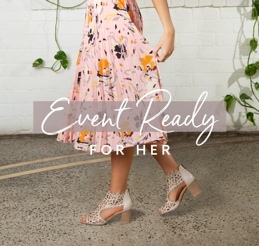 Event Shoes For Her