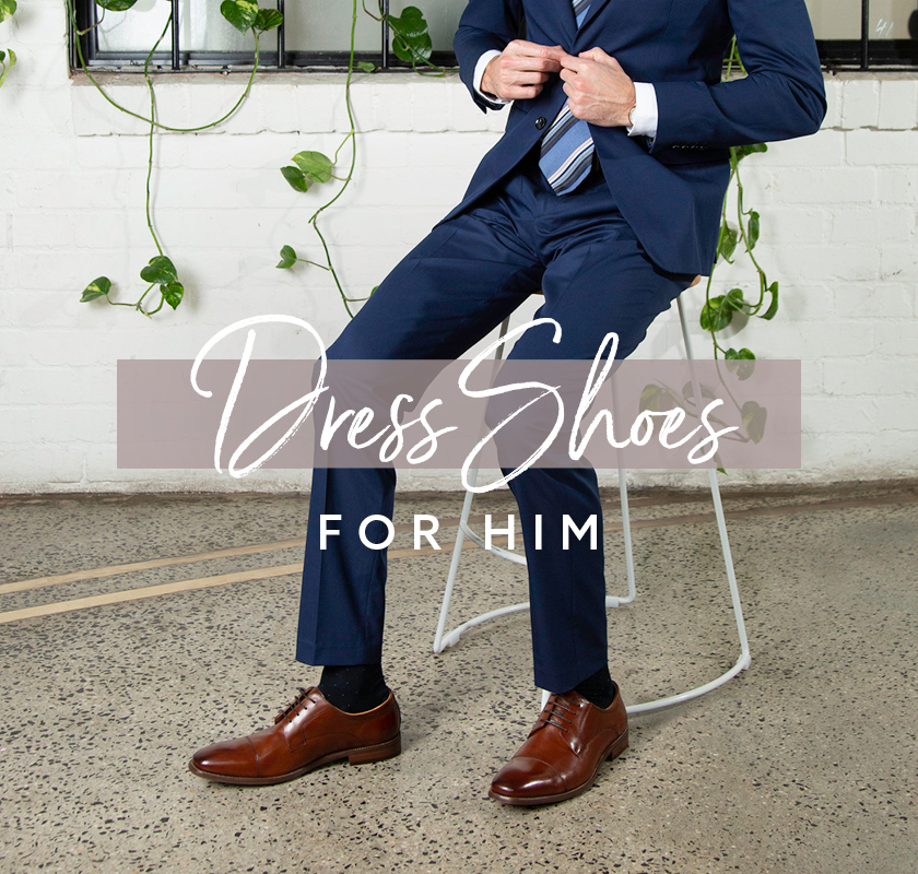 Dress Shoes For Him